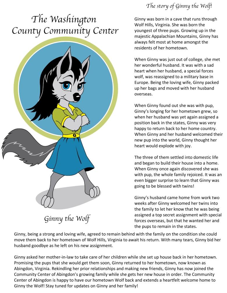 Intro Ginny
